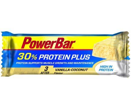 Powerbar 30% Proteinplus – Vanilje/Kokos 55 gram