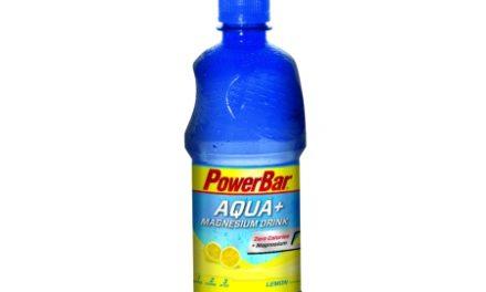 Powerbar Aqua+ Magnesium – Lemon – 500 ml