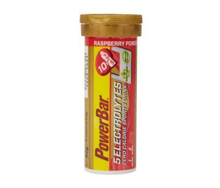 Powerbar Electrolytes – Hindbær/Granatæble 1×10 stk.