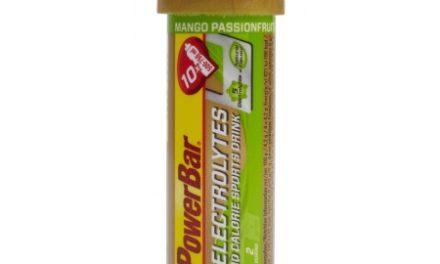 Powerbar Electrolytes – Mango/Passionsfrugt 1×10 stk.