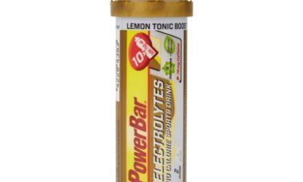 Powerbar Electrolytes med koffein – Lemon Tonic 1×10 stk.