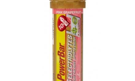 Powerbar Electrolytes med koffein – Lyserød grapefrugt 1×10 stk.