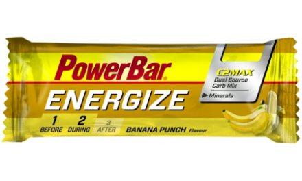 Powerbar Energize – Banan 55 gram
