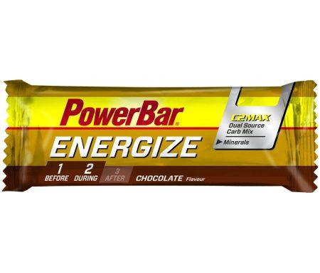 Powerbar Energize – Chokolade 55 gram