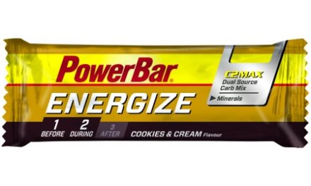 Powerbar Energize – Cookies og Cream 55 gram