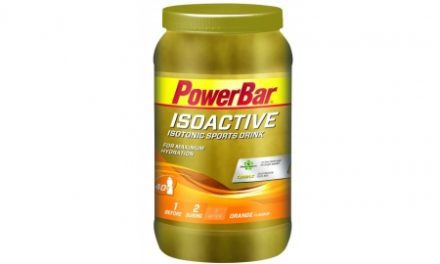 Powerbar IsoActive – Energidrik – Orange 1.320 gram