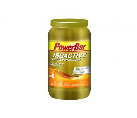 Powerbar IsoActive – Energidrik – Orange 1.320 gram