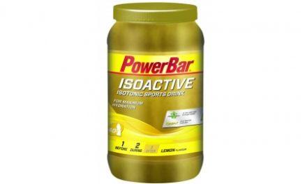 Powerbar IsoActive – Lemon 1.320 gram