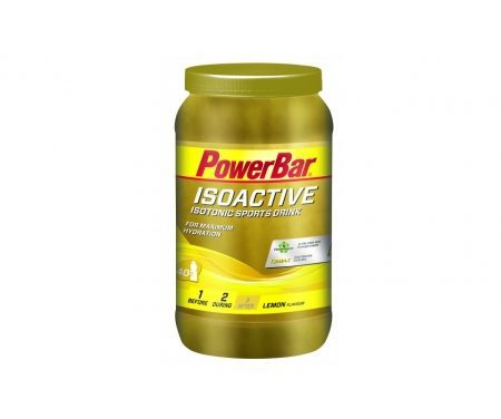 Powerbar IsoActive – Lemon 1.320 gram
