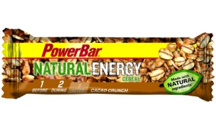 Powerbar Natural Energy – Kakao crunch 40 gram
