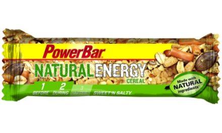 Powerbar Natural Energy – Sweet Salty 40 gram