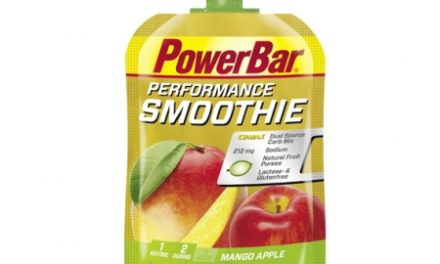 Powerbar Performance Smoothie – Mango og æble 90 gram