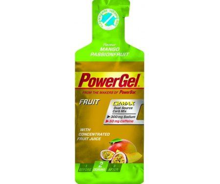 Powerbar Powergel frugt – Mango/Passion 41 gram