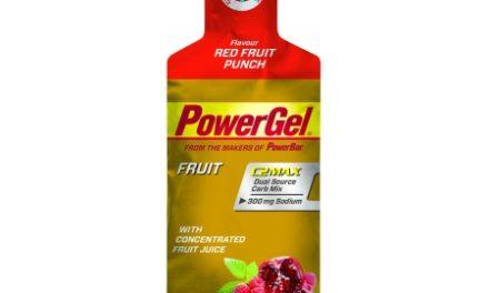 Powerbar Powergel frugt – Rød bærblanding 41 gram