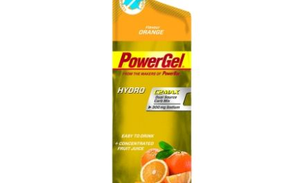 Powerbar PowerGel Hydro – Apelsin 67 ml