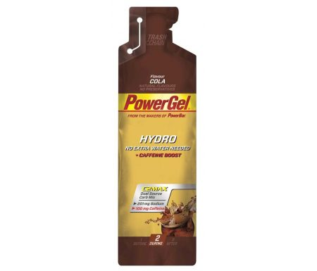 Powerbar PowerGel Hydro – Cola Koffein boost – 67 ml