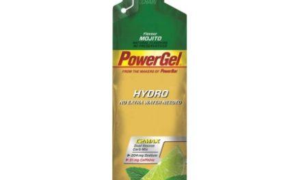 Powerbar PowerGel Hydro – Mojito med koffein – 67 ml