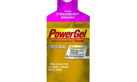 Powerbar Powergel – Jordbær/Banan 41 gram