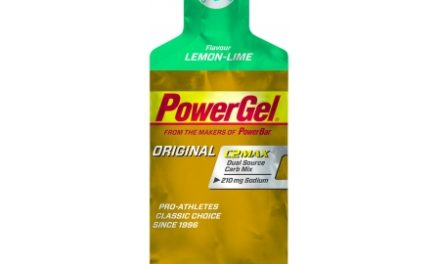 Powerbar Powergel – Lemon/Lime 41 gram