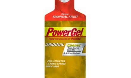 Powerbar Powergel – Tropisk frugt 41 gram