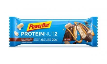 Powerbar Protein Nut2 – Milk chocolate peanut – 2×30 gram