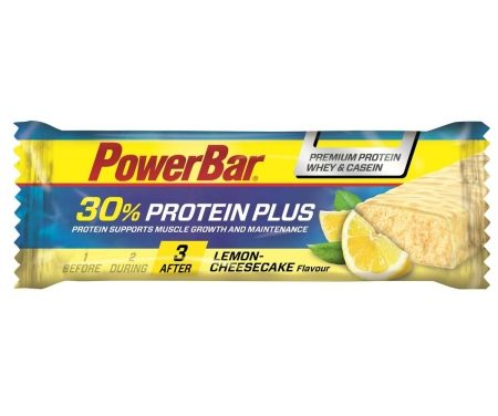 Powerbar Protein plus 30% – Lemon cheesecake – 55 gram