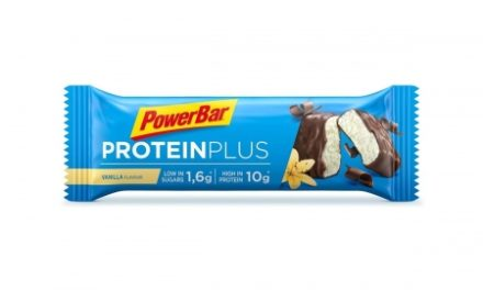 Powerbar Protein plus – Vanilje – Low sugar – 35 gram