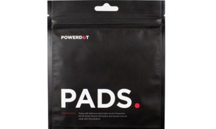 PowerDot Electrode Pads – Sort
