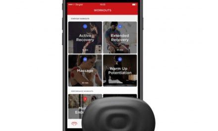 PowerDot Uno – Smart muskel stimulator – Sort
