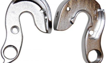 Principia – Geardrop – Til carbon rammer 2006- – Sølv