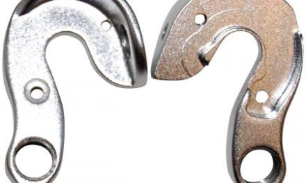 Principia – Geardrop – Til carbon rammer 2007- (Vola) – Sølv