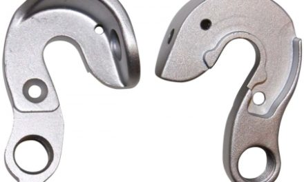 Principia – Geardrop – Til integral carbon rammer 2008- – Sølv