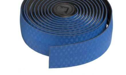 PRO – Styrbånd Race Comfort – Blå – Silikone bagside