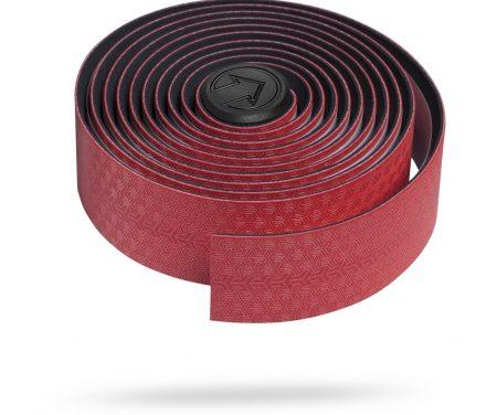 PRO – Styrbånd Race Comfort – Rød – Silikone bagside