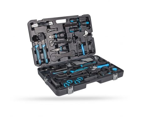 PRO – Værktøjskasse Large – 60 stykker værktøj