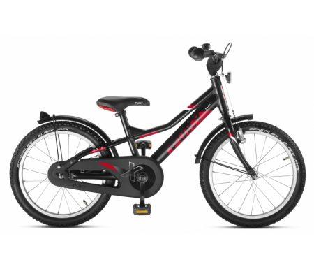 "Puky – Børnecykel ZLX Alu 18"" – Sort/rød"