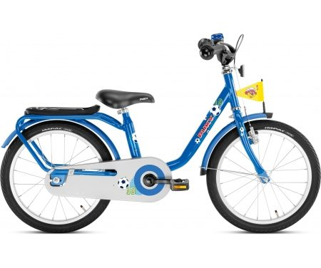 "Puky – Drengecykel – Z 8 18"" i stål – Blå"
