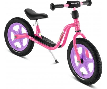 Puky LR 1L – Løbecykel – 35 cm – Pink