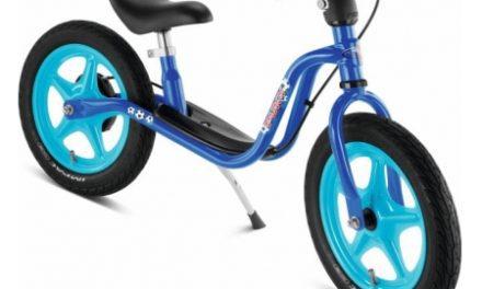 Puky LR 1L – Løbecykel med bremse – 35 cm – Blå
