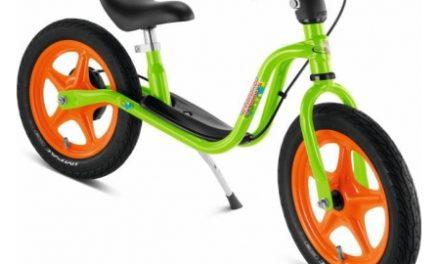 Puky  LR 1L – Løbecykel med bremse – 35 cm – Grøn