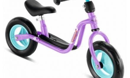 Puky LR M – Løbecykel – 30 cm – Lilla