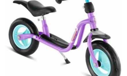Puky LR M Plus – Løbecykel – 30 cm – Lilla