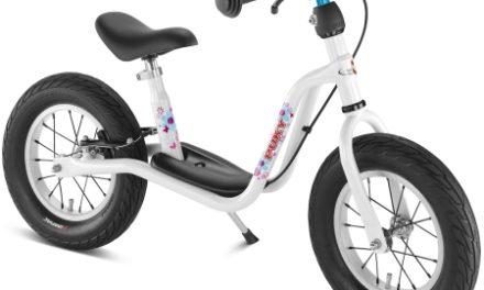 Puky – LR XL – Løbecykel med bremse fra 3 år – Hvid
