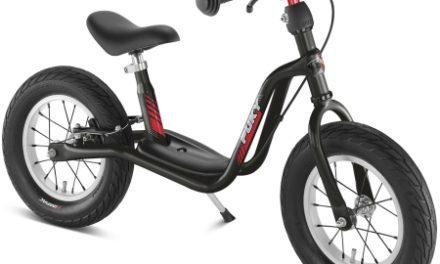 Puky – LR XL – Løbecykel med bremse fra 3 år – Sort