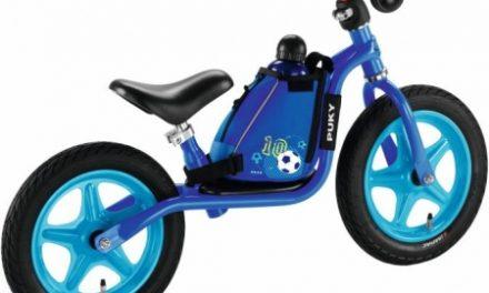 Puky – LRT – Løbecykeltaske med bæresele – Blå