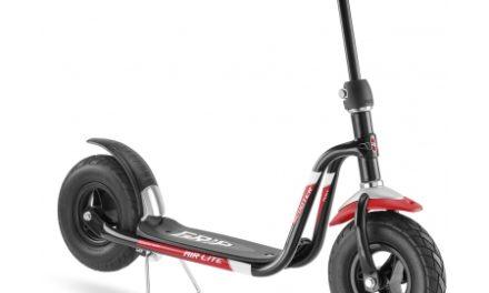 Puky – R 03 L – Løbehjul til børn fra 3 år – Sort
