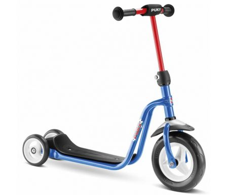 Puky – R 1 – Trehjulet løbehjul til børn – Ocean Blue