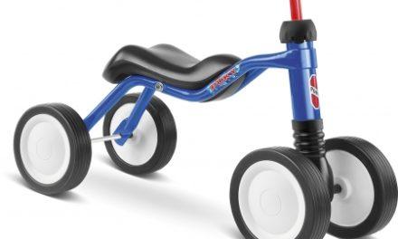 Puky – Wutsch – Løbecykel – fra 1,5 år/ 80 cm – Blå