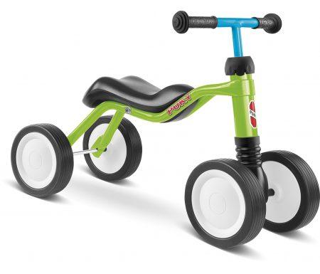 Puky – Wutsch – Løbecykel – fra 1,5 år/ 80 cm – Grøn