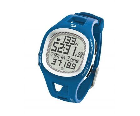 Pulsur Sigma Sport PC 10.11 med 11 funktioner og kalorietæller – Blå